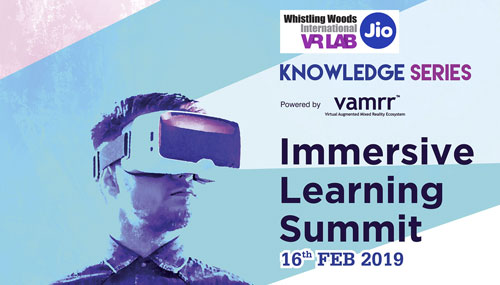 VAMRR: Immersive Learning Summit