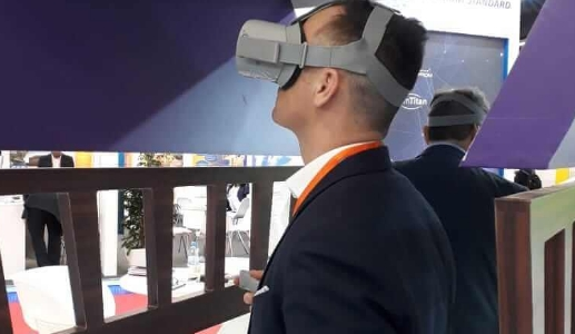 Soujanya VR City - The Oculus Go VR Game