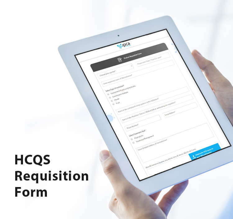 HCQS Requisition Form